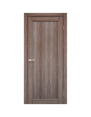 Межкомнатные двери Korfad Porto Deluxe PD-03 дуб грей
