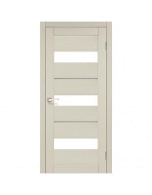 Двери межкомнатные Korfad Porto Deluxe PD-12 дуб беленый