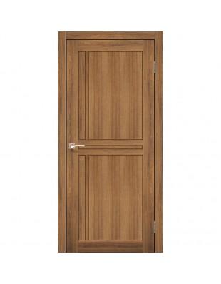 Двери межкомнатные Korfad Scalea SC-01 дуб браш