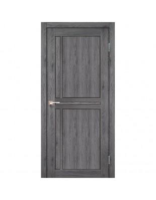 Двери межкомнатные Korfad Scalea SC-01 дуб марсала