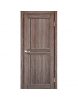 Двери межкомнатные Korfad Scalea SC-01 дуб грей