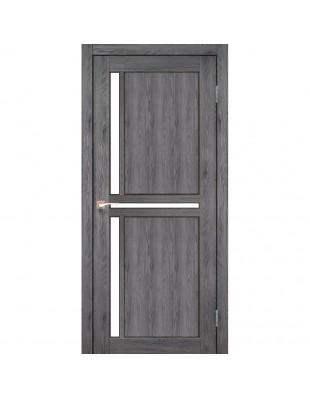 Двери межкомнатные Korfad Scalea SC-02 дуб марсала