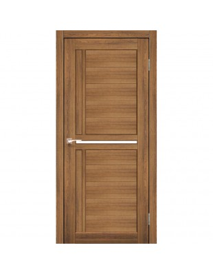 Двери межкомнатные Korfad Scalea SC-03 дуб браш