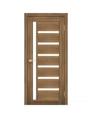 Двери межкомнатные Korfad Valentino VL-01 дуб браш