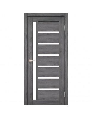 Двери межкомнатные Korfad Valentino VL-01 дуб марсала