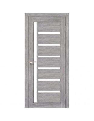Двери межкомнатные Korfad Valentino VL-01 эш-вайт