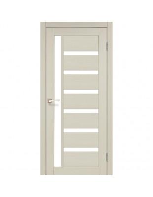 Двери межкомнатные Korfad Valentino VL-01 дуб беленый