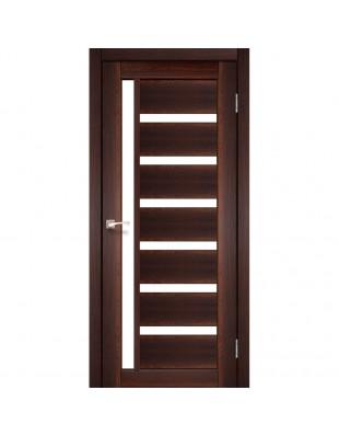 Двери межкомнатные Korfad Valentino VL-01 орех