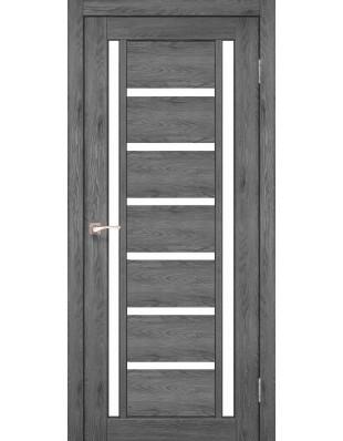Двери межкомнатные Korfad Valentino VL-02 дуб марсала