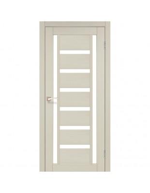 Двери межкомнатные Korfad Valentino VL-02 дуб беленый