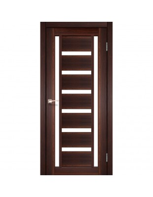 Двери межкомнатные Korfad Valentino VL-02 орех