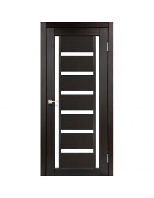 Двери межкомнатные Korfad Valentino VL-02 венге
