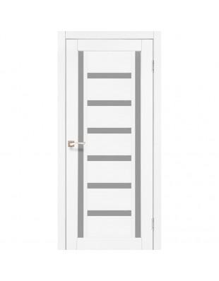 Двери межкомнатные Korfad Valentino VL-02 ясень белый