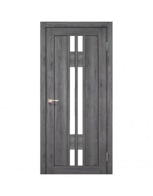 Двери межкомнатные Korfad Valentino VL-05 дуб марсала