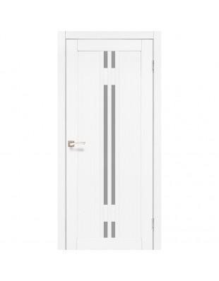 Двери межкомнатные Korfad Valentino VL-05 ясень белый