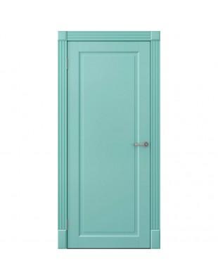 Двери межкомнатные Omega Amore Classic Флоренция ПГ белая эмаль