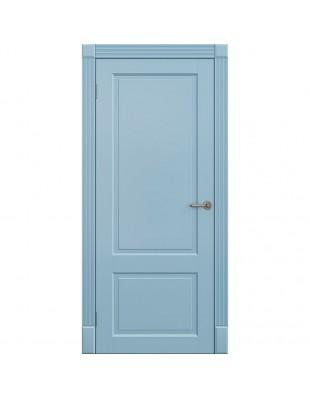 Двери межкомнатные Omega Amore Classic Милан ПГ белая эмаль