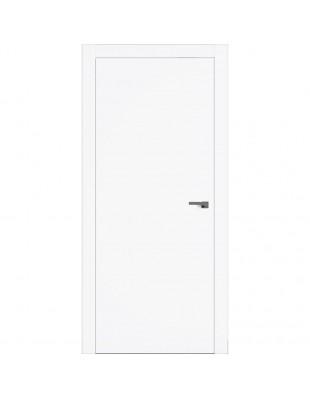 Двери межкомнатные Omega ART-Vision A1 белая эмаль