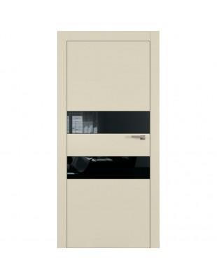 Двери межкомнатные Omega ART-Vision A2 белая эмаль