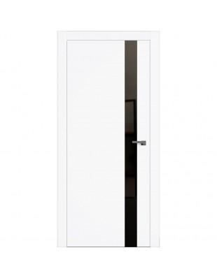 Двери межкомнатные Omega ART-Vision A3-2 белая эмаль