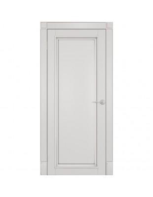 Двери межкомнатные Omega Bravo Флоренция ПГ белая эмаль
