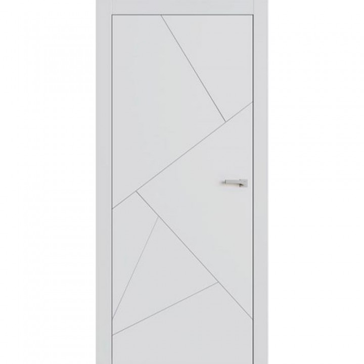 Omega Lines F9 белая эмаль
