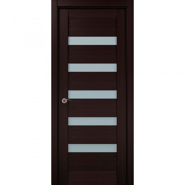 Межкомнатные двери Папа Карло Millenium ML-02с венге