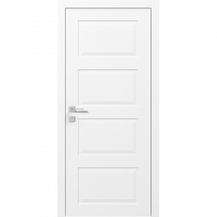 Межкомнатные двери Rodos Cortes Dolce белая эмаль