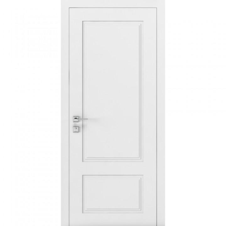 Межкомнатные двери Rodos Cortes Galant белая эмаль