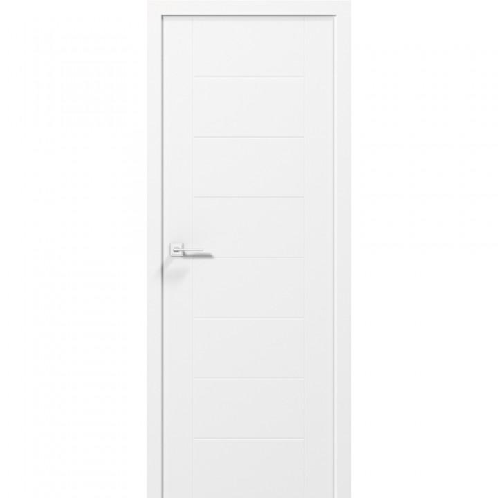 Межкомнатные двери Rodos Cortes Jazz белая эмаль