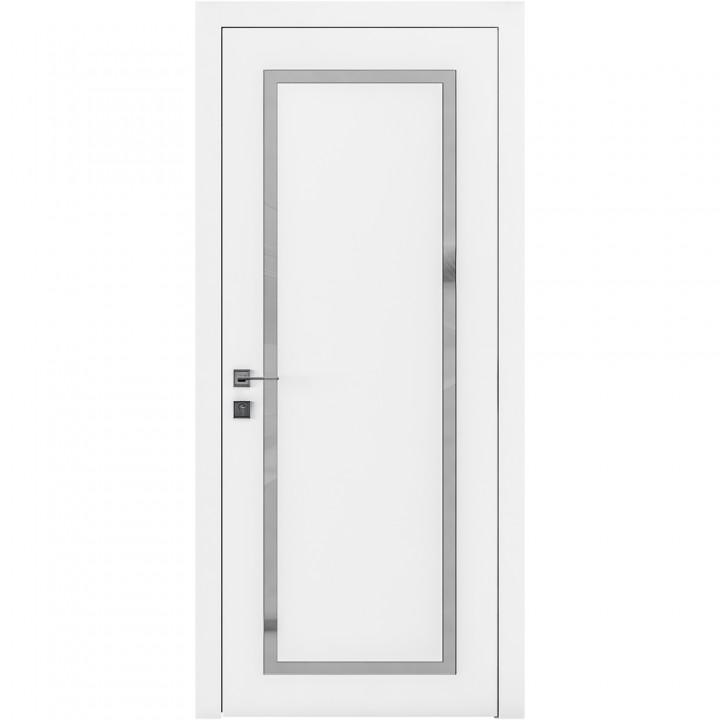 Межкомнатные двери Rodos Cortes Porto 2 белая эмаль
