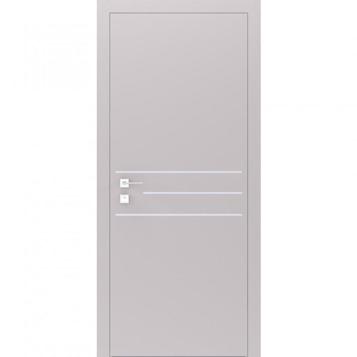 Межкомнатные двери Rodos Cortes Prima 3G RAL