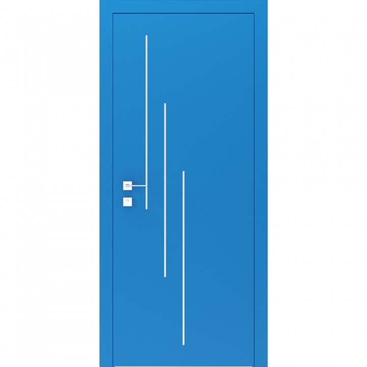 Межкомнатные двери Rodos Cortes Prima 3V RAL