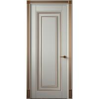 Межкомнатные двери VPorte Linea Arte 01 белая эмаль