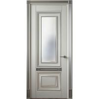 Межкомнатные двери VPorte Linea Arte 03 белая эмаль
