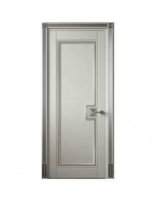Межкомнатные двери VPorte Linea Arte 04 белая эмаль