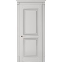 Межкомнатные двери VPorte Novita 02 белая эмаль