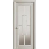 Межкомнатные двери VPorte Vita di Legno 03 стекло белая эмаль