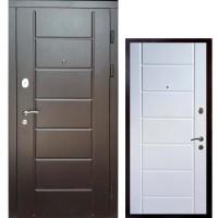 Входные двери Redfort Премиум Канзас двухцветный