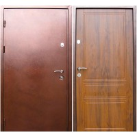 Входные двери Redfort Премиум Металл-МДФ