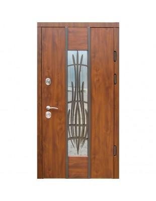 Двери входные Redfort Стандарт Плюс Авеню ковка